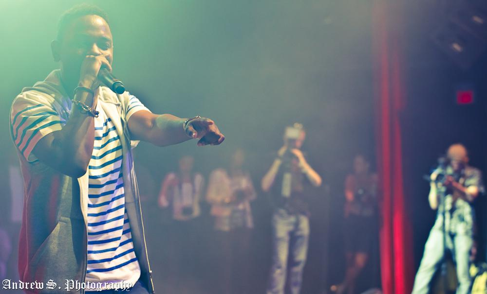 Photo of Kendrick Lamar